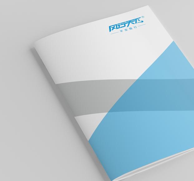 风行天下-电子画册设计