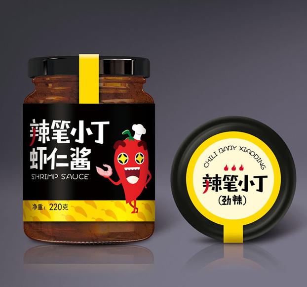 辣笔小丁-食品包装设计