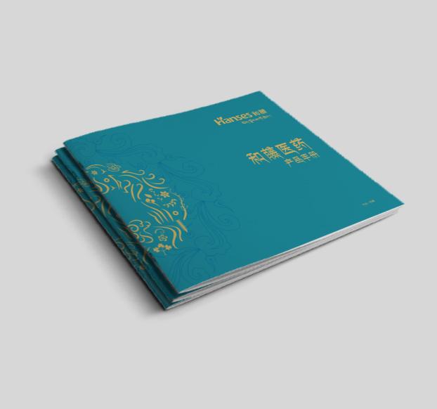 和藤医药-医药产品手册设计
